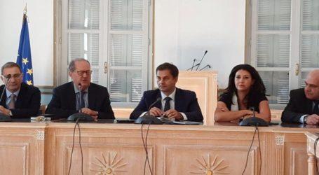 H ανάδειξη της Περιφέρειας Πελοποννήσου ως τουριστικού προορισμού στη συνάντηση Θεοχάρη