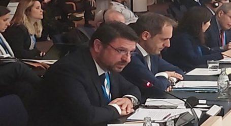Ο Νίκος Χαρδαλιάς στη συνεδρίαση των Επικεφαλής Πολιτικής Προστασίας της ΕΕ στο Ελσίνκι
