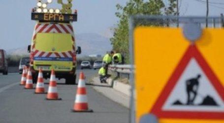 Αίρεται η απαγόρευση της κυκλοφορίας λόγω εργασιών στην Ε.Ο Αθηνών