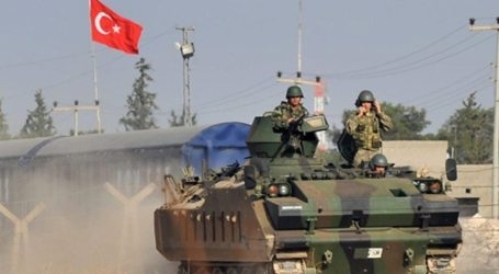 Στρατιωτικά οθωμανικά εμβατήρια ακούγονται στην τουρκική παραμεθόριο