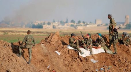 Οι κουρδικές δυνάμεις στη Συρία ανέστειλαν τις επιχειρήσεις τους ενάντια στο Ισλαμικό Κράτος
