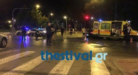 Σοβαρό τροχαίο με δέκα τραυματίες έξω από τη Θεσσαλονίκη