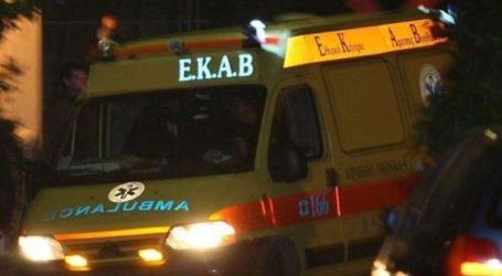 Τροχαίο δυστύχημα με δύο νεκρούς κοντά στον Λαγκαδά Θεσσαλονίκης