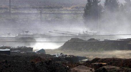 Οι ένοπλες δυνάμεις έπληξαν έως τώρα 181 στόχους στη βορειοανατολική Συρία