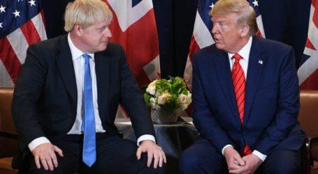 Ο Τζόνσον ζήτησε από τον Τραμπ να μην επιβάλλει τους επιπρόσθετους δασμούς σε ευρωπαϊκά προϊόντα