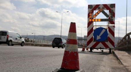 Εργασίες συντήρησης στην 27η επαρχιακή οδό Θεσσαλονίκης