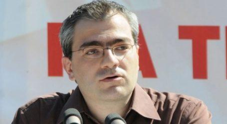 Παρέμβαση του ευρωβουλευτή Κώστα Παπαδάκη για την εισβολή στη Συρία