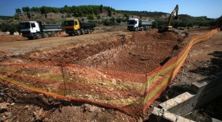 Καθαρίζονται τα ρέματα στον δήμο Κασσάνδρας στη Χαλκιδική
