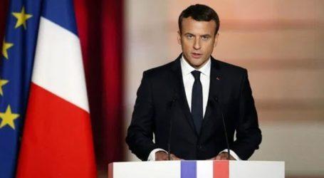 Ο Μακρόν καλεί την Τουρκία να τερματίσει το συντομότερο δυνατόν την επίθεση στη Συρία