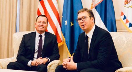 Επίσκεψη του απεσταλμένου του Τραμπ στο Βελιγράδι