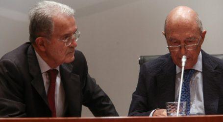 Σημίτης και Πρόντι συζήτησαν για το παρόν και το μέλλον της Ευρώπης