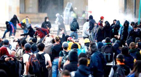 Επεισόδια μεταξύ φοιτητών και αστυνομίας στην Κολομβία
