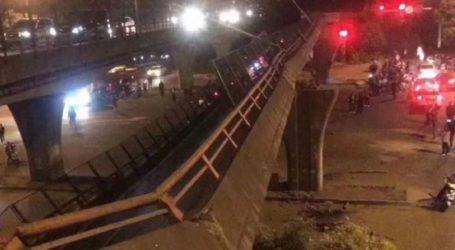 Τρεις νεκροί από κατάρρευση γέφυρας