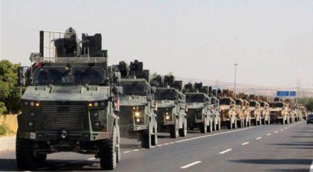 Η τουρκική επίθεση εναντίον των Κούρδων έτρεψε σε φυγή δεκάδες χιλιάδες αμάχους