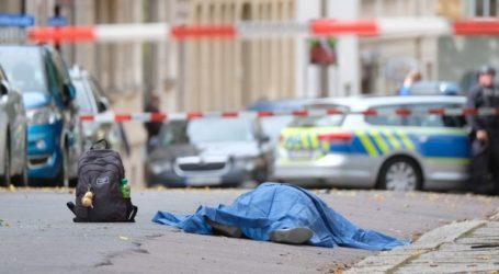 Παραδέχθηκε το έγκλημά του ο δράστης της επίθεσης σε συναγωγή στο Χάλε