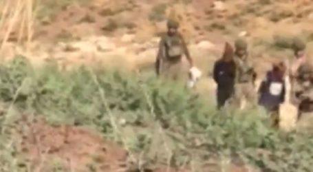 Προπαγανδιστικό βίντεο με σύλληψη κούρδων από τούρκους στρατιώτες