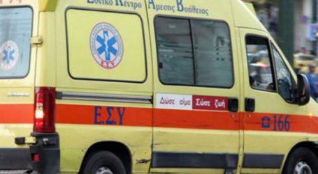 Νεκρός 30χρονος σε τροχαίο στο Ωραιόκαστρο