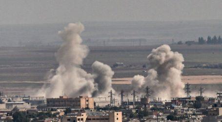 Έκρηξη κοντά σε αμερικανικό στρατιωτικό φυλάκιο στη βόρεια Συρία