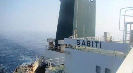 Το δεξαμενόπλοιο Sabiti εξέπεμψε σήμα κινδύνου