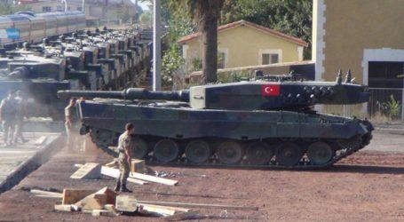 Η Γερμανία απαγορεύει τις πωλήσεις όπλων που μπορούν να χρησιμοποιηθούν από την Τουρκία στην Συρία