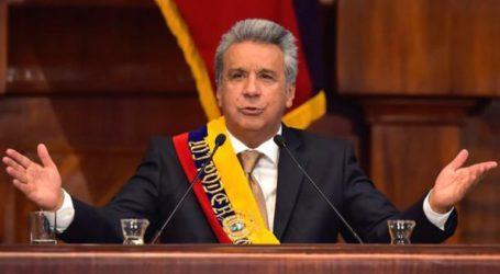 Την επιβολή στρατιωτικού νόμου ανακοίνωσε ο πρόεδρος Λενίν Μορένο
