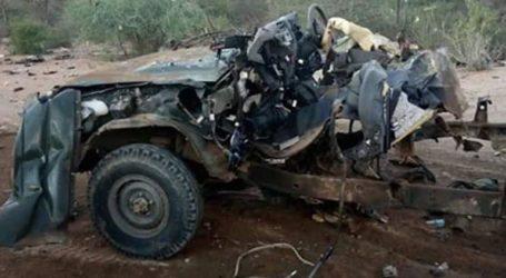 Τουλάχιστον 10 αστυνομικοί σκοτώθηκαν από έκρηξη βόμβας