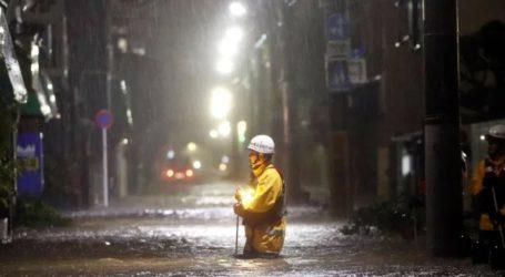 Στους 11 οι νεκροί από τον τυφώνα Χαγκίμπις