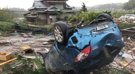 Τουλάχιστον 23 νεκροί από τον τυφώνα Χαγκίμπις στην Ιαπωνία