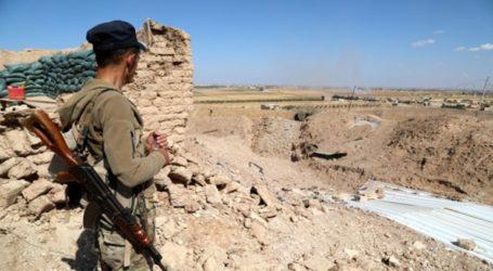 Στην πόλη Τελ Αμπιάντ βρίσκονται οι τουρκικές στρατιωτικές δυνάμεις