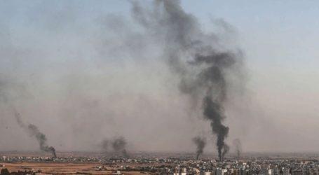 Εννέα νεκροί από τουρκική αεροπορική επιδρομή κατά της πόλης Ρας αλ Άιν