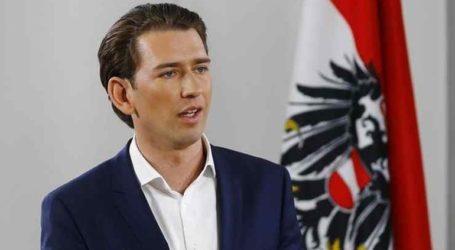 Ο πρώην καγκελάριος Σεμπάστιαν Κουρτς καταδικάζει την τουρκική εισβολή στη Συρία