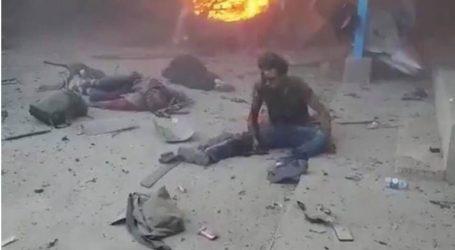 Συρία: «Σφαγή» αμάχων με 26 νεκρούς