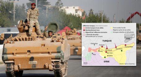 Σε κουρδικά εδάφη εισήλθε ο συριακός στρατός