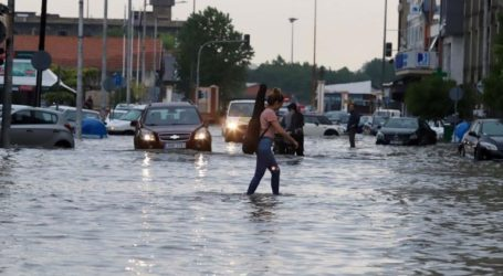 Αντιπλημμυρικά έργα ύψους 30 εκ. ευρώ στη Θεσσαλονίκη και τη Χαλκιδική