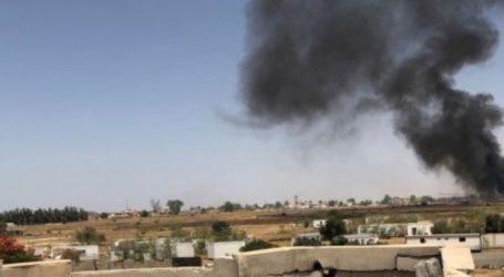 Τρία παιδιά νεκρά σε αεροπορική επιδρομή κοντά στην Τρίπολη