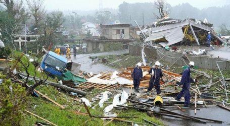 Στους 67 οι νεκροί από τον τυφώνα Χαγκίμπις