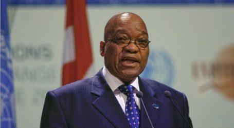 Αναβολή της δίκης του πρώην προέδρου Ζούμα