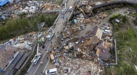 Στους 74 οι νεκροί από τον τυφώνα Χαγκίμπις
