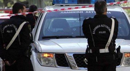 Έκρηξη σε είσοδο πολυκατοικίας στο Παλαιό Φάληρο