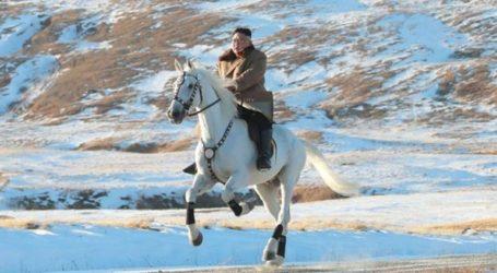 Ο Κιμ Γιονγκ -Ουν στο όρος Παέκτου λίγο πριν κάνει το επόμενο μεγάλο πολιτικό βήμα