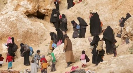 Εκατοντάδες Κούρδοι από τη Συρία αναζητούν καταφύγιο στο Ιρακινό Κουρδιστάν