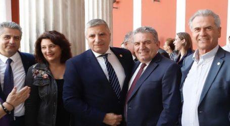 «Η Περιφέρεια Αττικής θα συμβάλλει με όλες της τις δυνάμεις στην επιτυχή υλοποίηση των εκδηλώσεων»