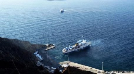Νέο πλοίο στη συγκοινωνιακή γραμμή Ουρανόπουλης