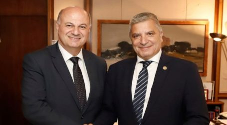 «Με το Υπουργείο Δικαιοσύνης θα οικοδομήσουμε μία συνεργασία προς όφελος των πολιτών»