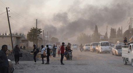 Οι δυνάμεις του υπό τις ΗΠΑ διεθνούς συνασπισμού αποχώρησαν από τις συριακές πόλεις Τάκμπα και Ράκα