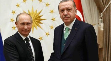 Συνάντηση Ερντογάν και Πούτιν στις 22 Οκτωβρίου