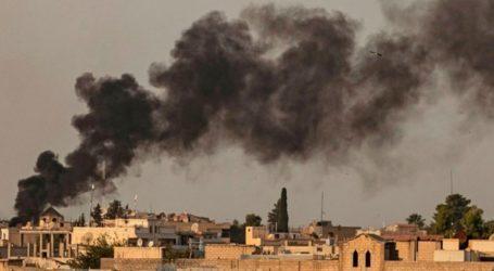 Η τουρκική επίθεση προκάλεσε τον εκτοπισμό 300.000 ανθρώπων
