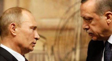 Την Τρίτη η συνάντηση Πούτιν – Ερντογάν στο Σότσι