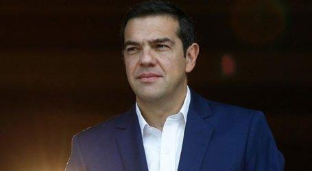Συνάντηση του Αλέξη Τσίπρα με ευρωβουλευτές του ΣΥΡΙΖΑ-Προοδευτική Συμμαχία