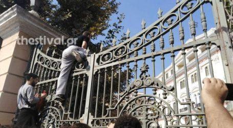 Συγκέντρωση και πορεία φοιτητών στη Θεσσαλονίκη